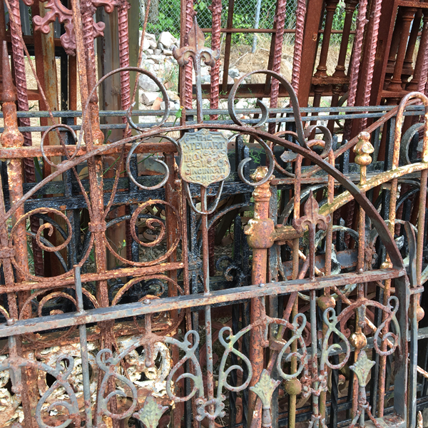 Iron Fencing and Gates